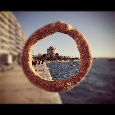 #koulouri #taste #greece #THESSALONIKI #PloosDesign