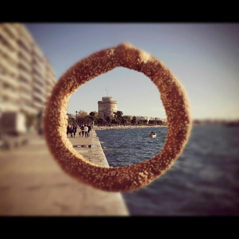 #koulouri #taste #greece #THESSALONIKI #PloosDesign