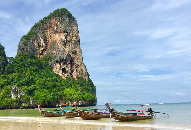 Railay Beach - Krabi, Thailand