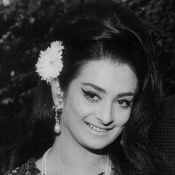 Saira Banu (Indian, Film Actress) was born on 23-08-1944. Get more info like birth place, age, birth sign, bio, family & relation etc.