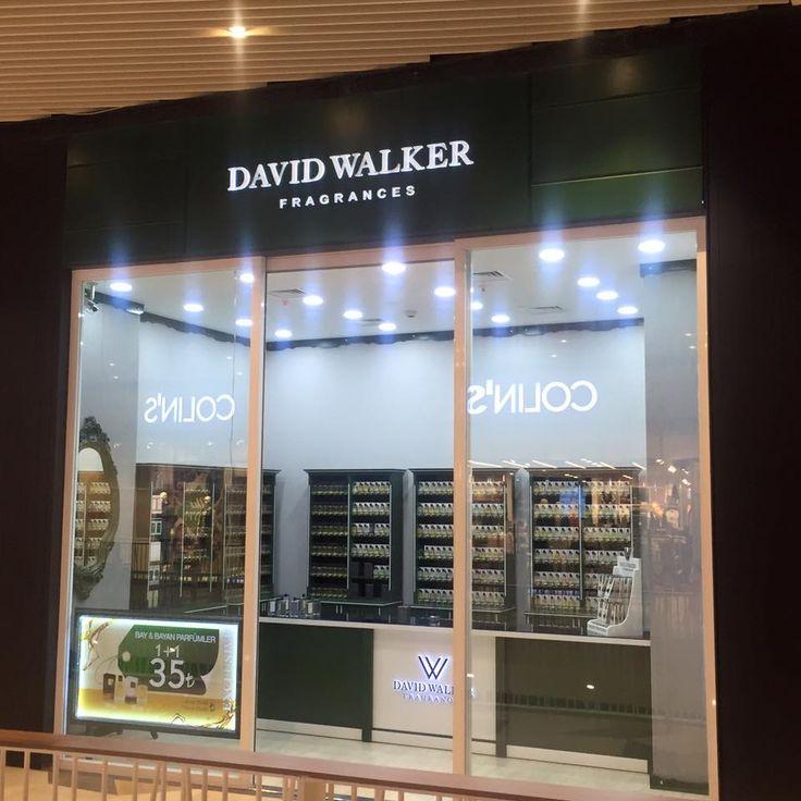 david walker perfume bolu mağaza