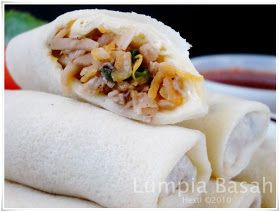 HESTI'S KITCHEN : yummy for your tummy: Lumpia Basah