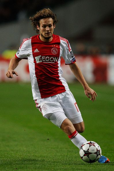 Daley Blind - Netherlands 2008 - 2014 (102 matches / 3 goals)