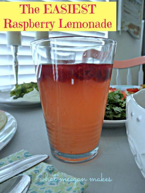 ... Raspberry Lemonade Ever | Raspberry Lemonade, Lemonade and Raspberries