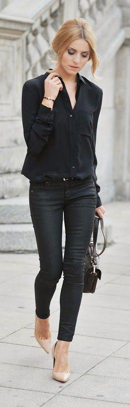 Zara Black Women's Classic by Make Life Easier