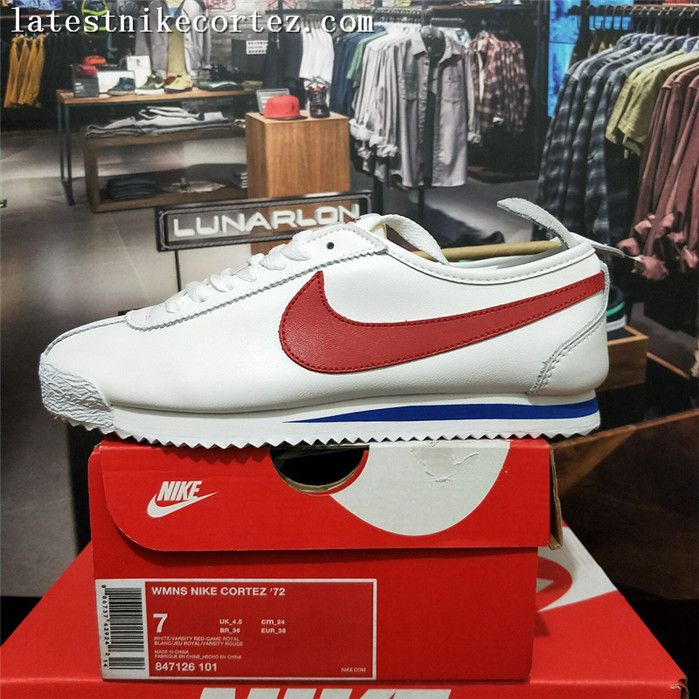 2018 New Release Nike Classic Cortez 72 SP Leather Womens