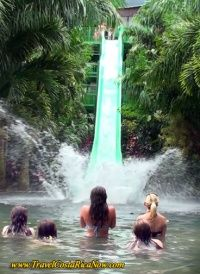 Baldi Hot Springs - Costa Rica Travel Guide: Vacation and Travel tips