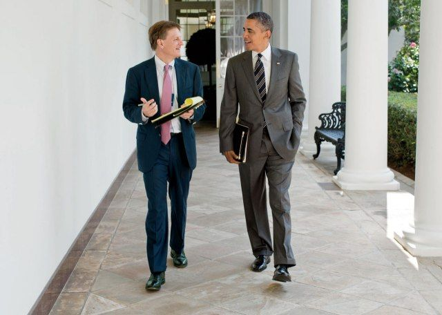 Michael Lewis: Obama's Way | The reality of hanging around Obama for 6 months