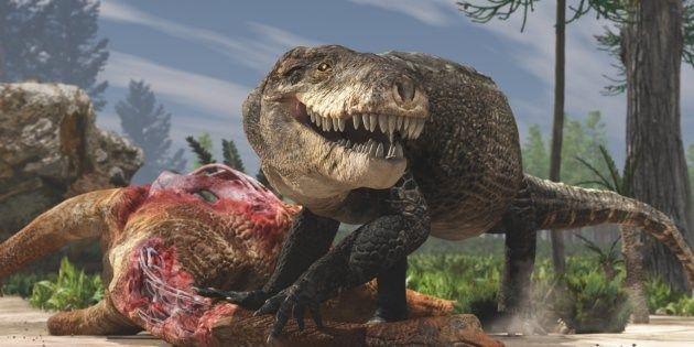 Découvrez Razana, le dino-croco qui fait passer le T-Rex pour un caniche