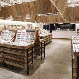 Opticians Store Design | Retail Design | Shop Design |