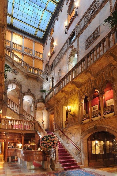 Hotel Danieli, Venice, Italy - The Luxury Collection ...  Hotel Danieli Venice Italy