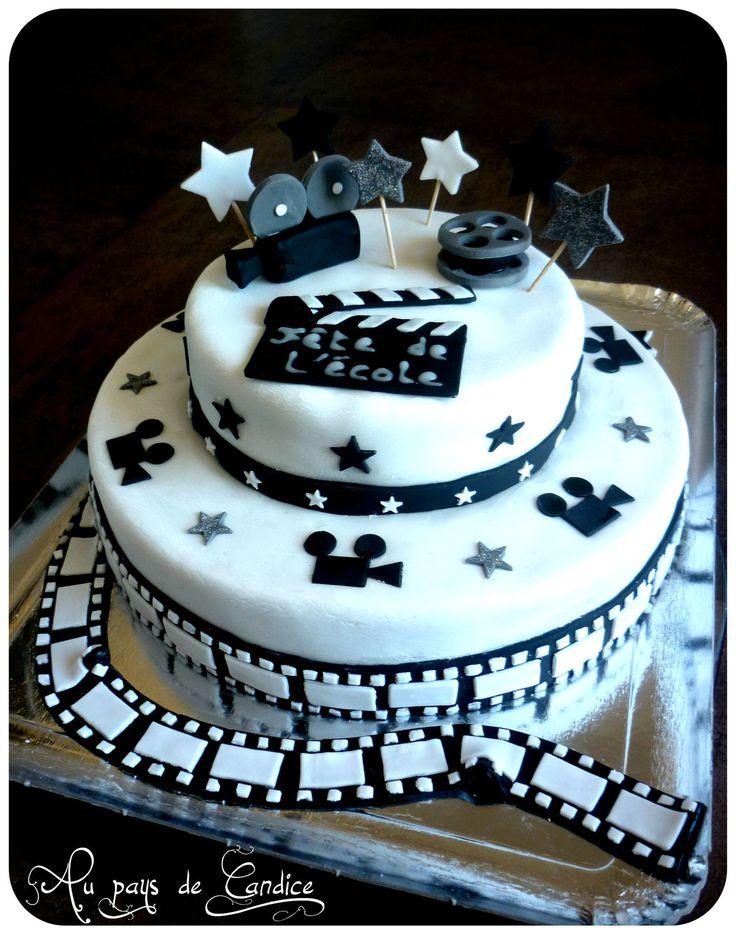 Gâteau Cinéma
