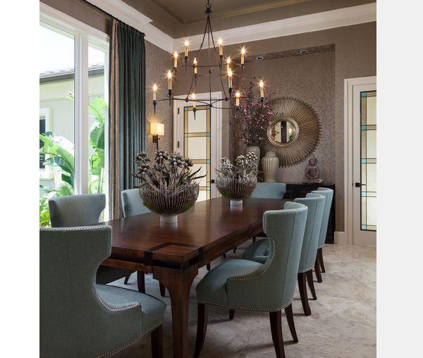 49 Elegant Small Dining Room Decorating Ideas: 10 Elegant Ideas For Decorating Your Dining Room De 2019
