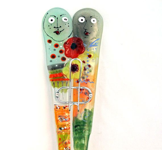 Funky Wall Hooks 33 best wall rack images on pinterest | fused glass, glass walls