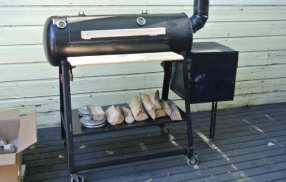 How To Build A Reverse Flow Offset Smoker