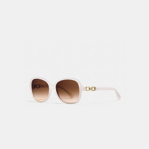 Coach Outlet Locations & COACH COLE sunglasses MILKY IVORY