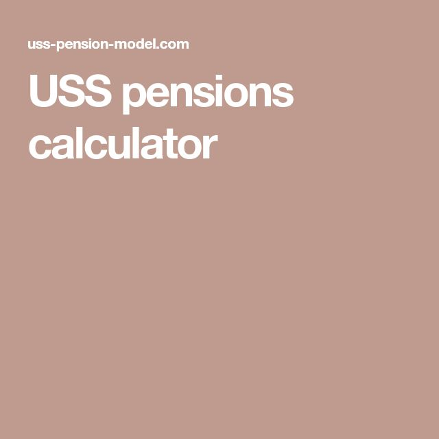 Best  Pension Plan Calculator Ideas On   Cruelty Free