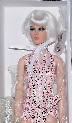 Think-Pink-Precarious-16-doll-2013-Tonner-BW-Antoinette-body-Platinum-wig-hair