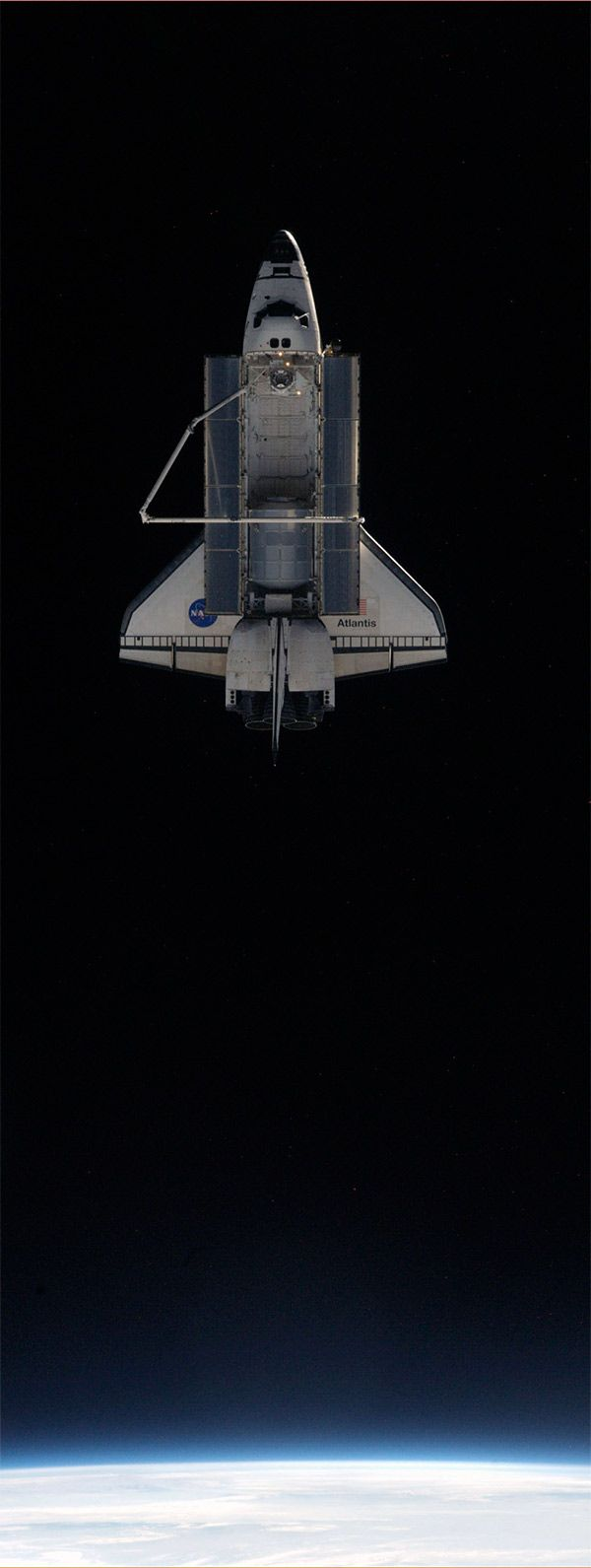 Shuttle, Nasa