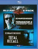 Terminator 2: Judgement Day/Total Recall [2 Discs] [Blu-ray], 15280534