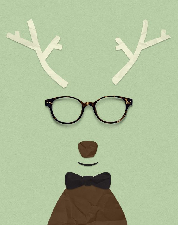 #GlassesUSA wishing you a very happy holiday season! All our glasses include free Rx. lenses. Take a look... http://www.glassesusa.com/?affid=pin-lp218&utm_source=pinterest.com&utm_medium=pint_sponsored&utm_campaign=deer