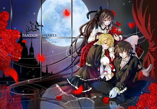 Pandora Hearts Review Publish With Glogster