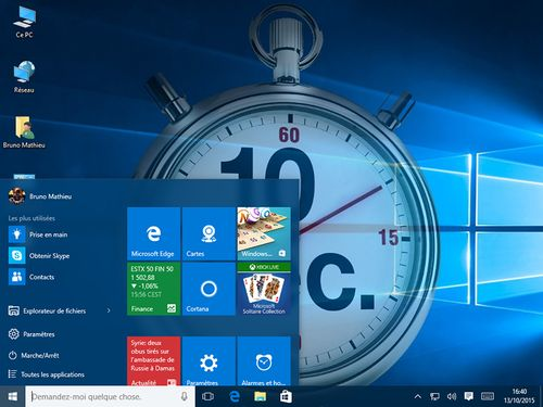 Booster Windows 10