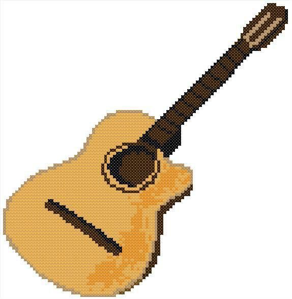 ENCANTOS EM PONTO CRUZ: Instrumentos Musicais