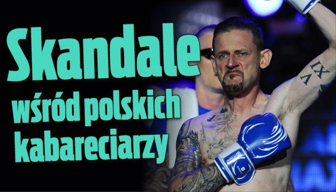 Skandale wśród polskich kabareciarzy.