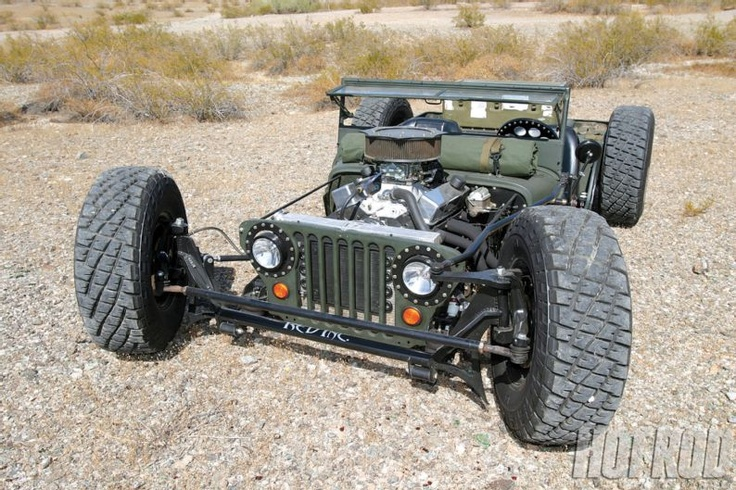 willys jeep rat rod unique under appreciated cars pinterest rats and jeeps. Black Bedroom Furniture Sets. Home Design Ideas