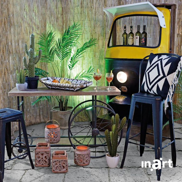 Beep beep! The most impressive #inart collection is coming through! Explore it here www.inart.com
