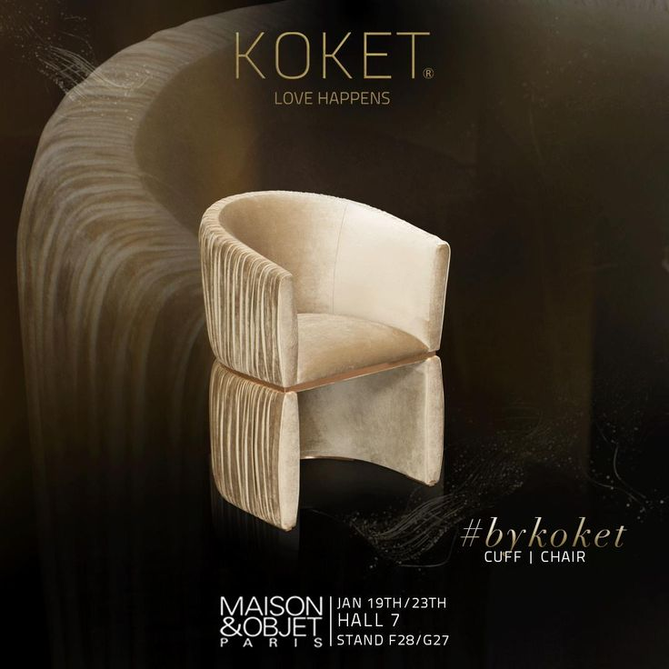 Be empowered by koket at maison objet paris 2018