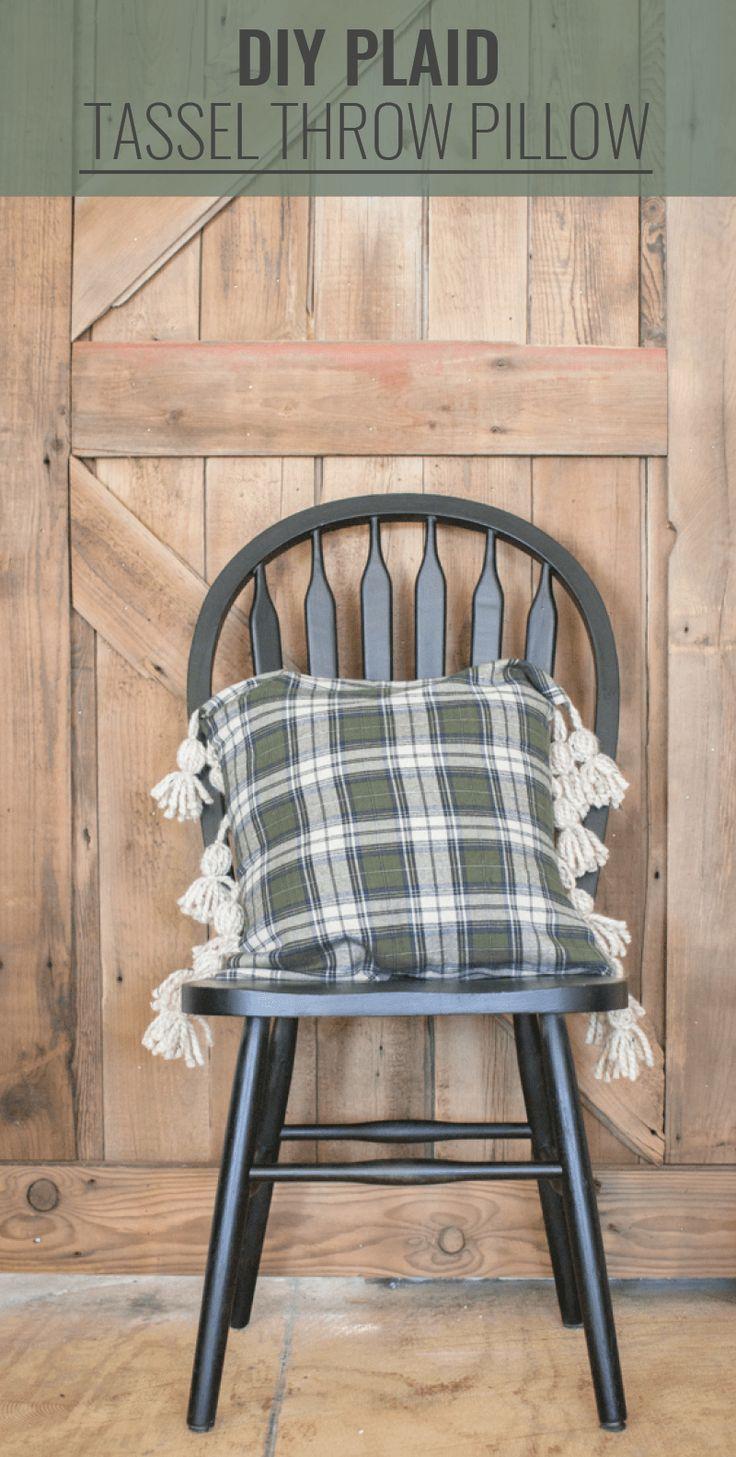 Les 25 meilleures id es de la cat gorie diy coussin montagne sur pinterest coussins de - Decoratie cottage montagn e ...