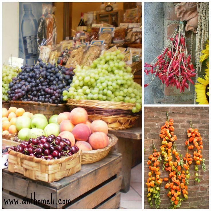Ανθομέλι: Το ταξίδι των ονείρων μου στην Τοσκάνη (Μέρος 1ο)