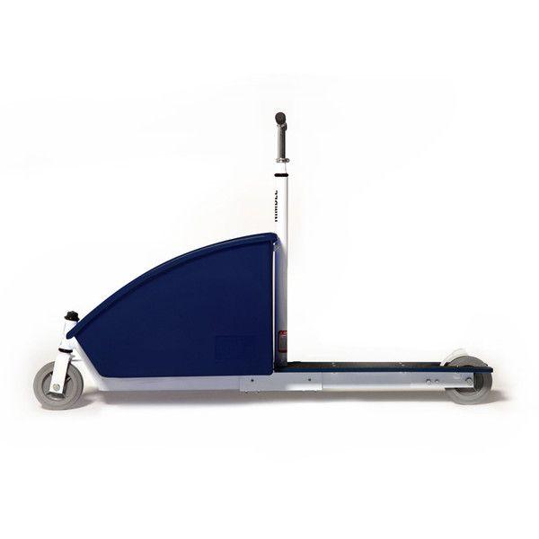 Nimble Classic Navy – Nimble Scooters Shop