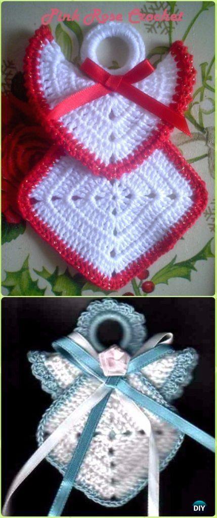 Best 25 Crochet Angels Ideas On Pinterest Crochet Angel