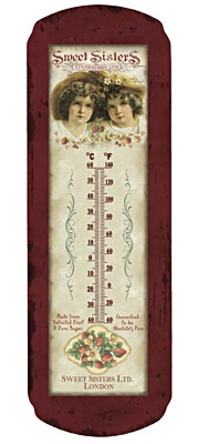 Twin Sisters Thermometer