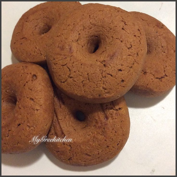 Soft and Chewy Moustokouloura. Grape Molasses Cookies One of the most traditional greek cookies. A soft and big cookie based on grape molasses, syrup coming from grapes.