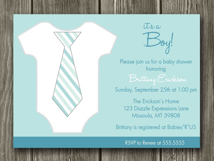 132 besten baby shower invitations Bilder auf Pinterest ...