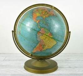 Crams Imperial Globe!  Etched in my memory from childhood.