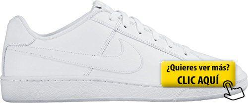 Nike Court Royale, Zapatillas para Hombre, Blanco... #zapatillas
