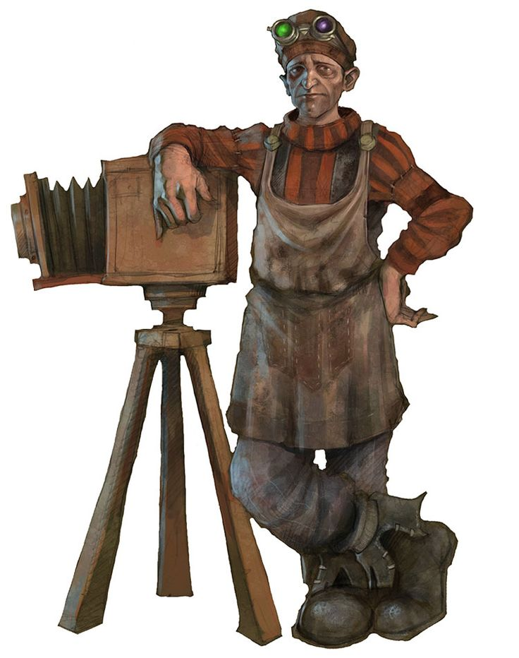Barnum from Fable II