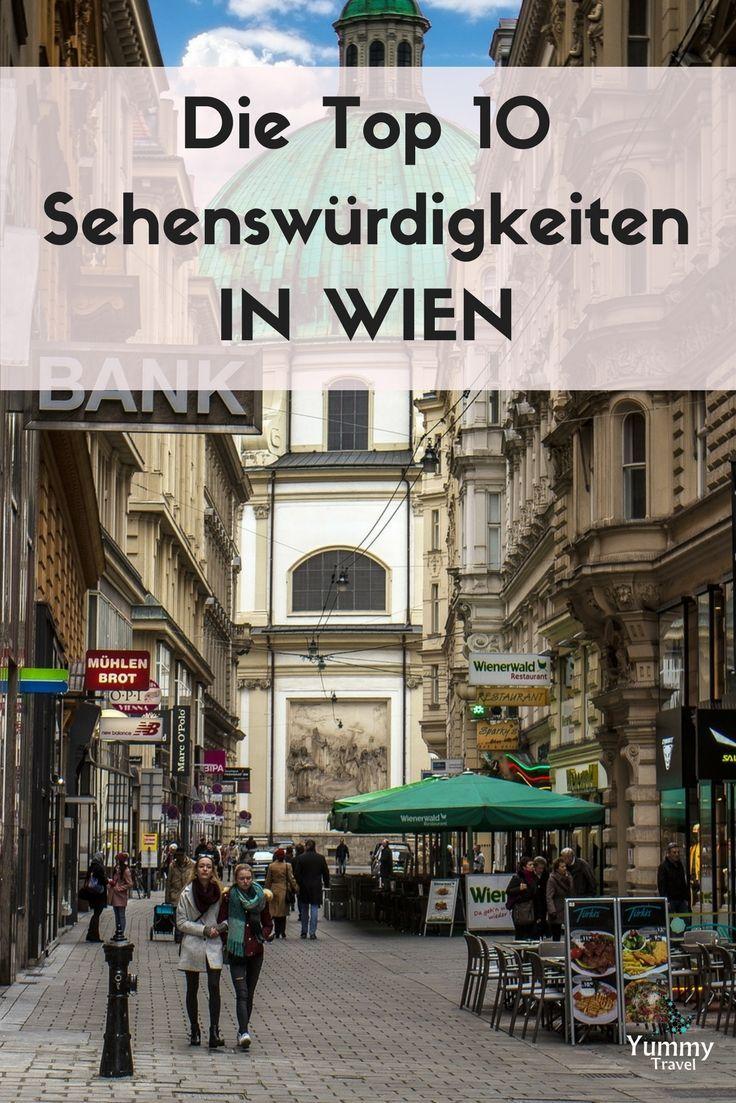 """Das erste mal in Wien und du fragst dich: """"Was muss man in Wien gesehen haben?"""". Kaum eine Stadt ist so durchsetzt von prunkvollen Bauten und Traditionen. Das h"""