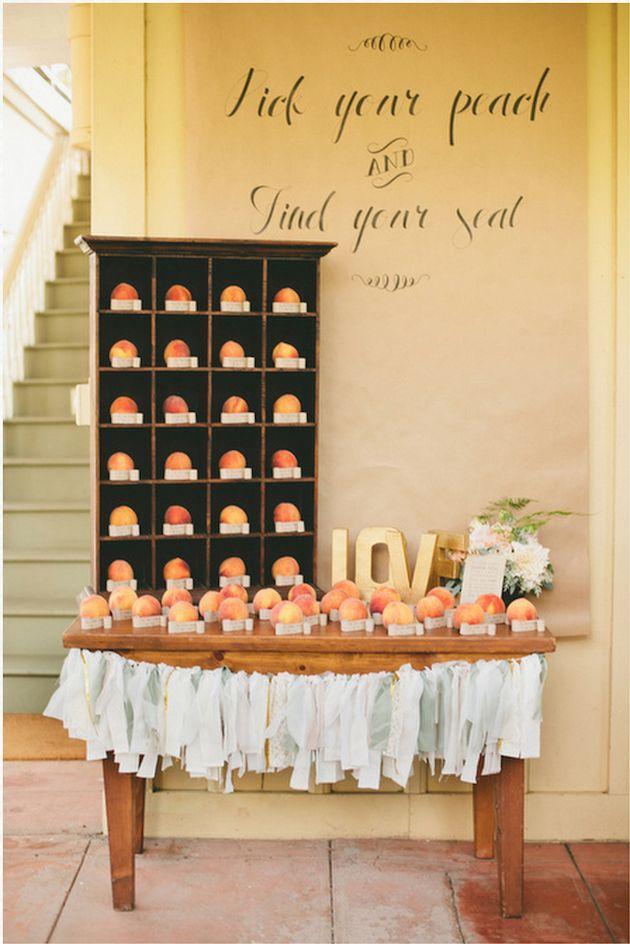 Fresh Fruit Wedding Inspiration | Bridal Musings Wedding Blog 29