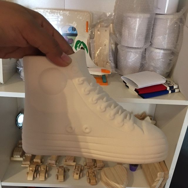 Shoe - Arts and Crafts