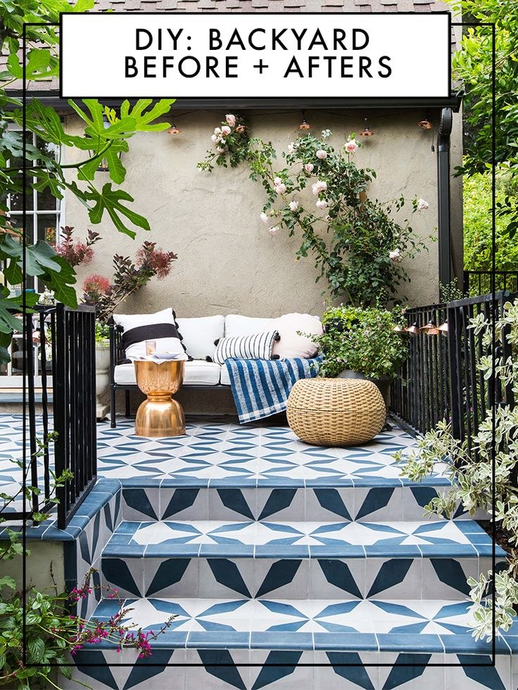 This is how to transform your backyard.