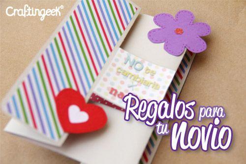 hazlo tu mismo para regalar amor y amistad ideas pinterest amor para tu novio y tarjetas