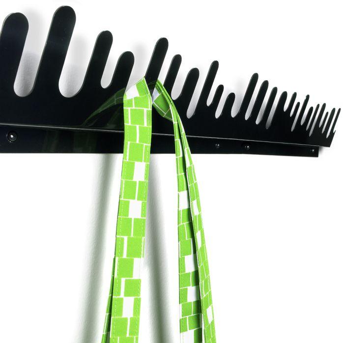 Wave Hanger Svart 2-Pack - Nanni Holén - Design House Stockholm - RoyalDesign.se
