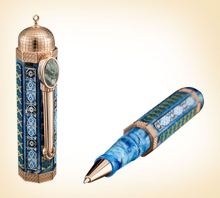 VISCONTI-Al-Aqsa-Jerusalem-Rollerball-Expensive-Pen-2017