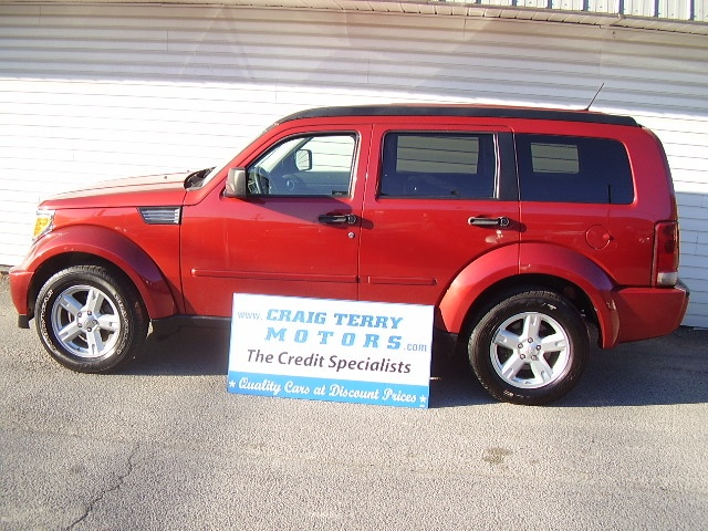 Location: Craig Terry Motors   Year: 2008   Make: Dodge   Model: NITRO   VIN:    Trim:    Colour: RED   Transmission: Automatic   Mileage:   79000   Price: $ 14995.00   Stock #: C414   Features:   AC, Tilt Wheel, Powered Windows, Cruise Control, Powered Lock, CD, Powered Mirrors, Keyless Entry, Alloys, 4WD   Description:   PLUS HST
